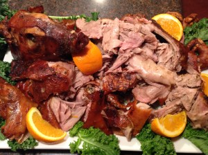 Roast Suckling Pig (Leitão)