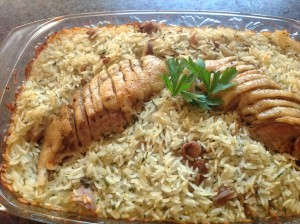 Duck with Rice (Arroz de Pato)
