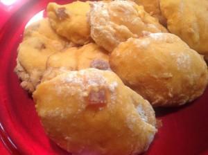 Little Christmas Breads (Broinhas de Natal)