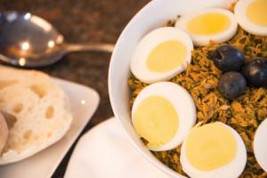 Tuna Salad Graciosa- Style (Salada de Atum à Moda da Graciosa)