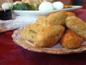 Salt Cod Croquettes of São Miguel Island (Croquetes de Bacalhau à Moda de São Miguel)