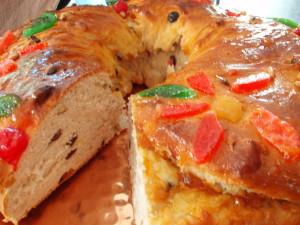 King's Bread (Bolo Rei)