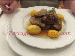 Carne Guisada com Batatas - Braised Chuck Roast